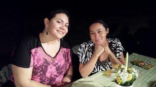 Lorena y Dora
