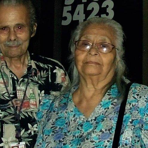 Pepe y Sara Santiago